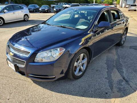 2011 Chevrolet Malibu for sale at Extreme Auto Sales LLC. in Wautoma WI