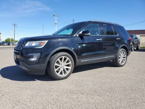 2017 Ford Explorer for sale at Revolution Auto Group in Idaho Falls ID