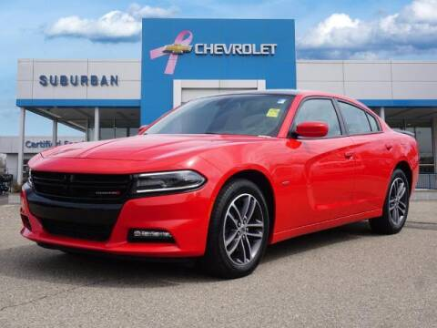 2018 Dodge Charger for sale at Suburban Chevrolet of Ann Arbor in Ann Arbor MI