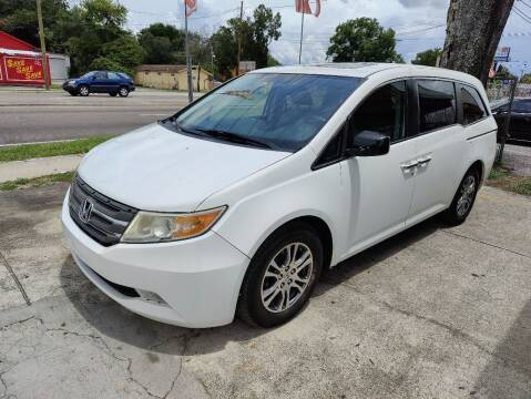 2013 Honda Odyssey for sale at Advance Import in Tampa FL