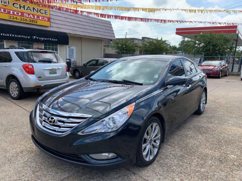2013 Hyundai Sonata for sale at 2nd Chance Auto Sales in Montgomery AL