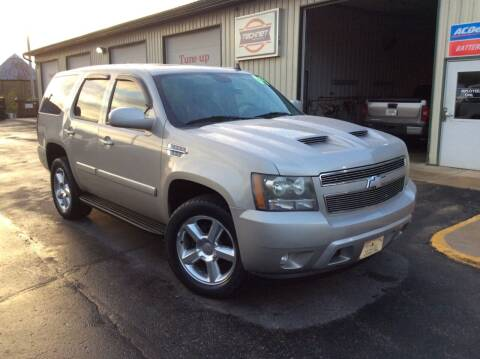 2009 Chevrolet Tahoe for sale at TRI-STATE AUTO OUTLET CORP in Hokah MN