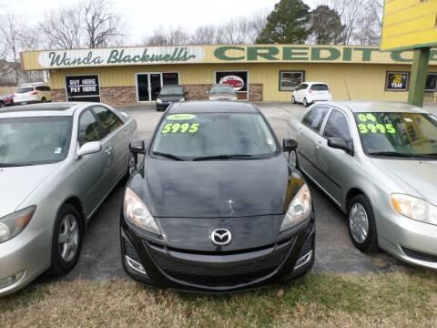 2011 Mazda MAZDA3 for sale at Credit Cars of NWA in Bentonville AR