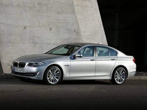 2013 BMW 5 Series for sale at BMW OF NEWPORT in Middletown RI