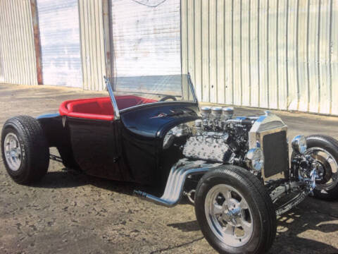 1926 Ford Roadster for sale at Bayou Classics and Customs in Parks LA
