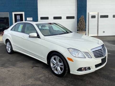 2011 Mercedes-Benz E-Class for sale at Saugus Auto Mall in Saugus MA