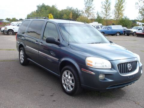 2005 Buick Terraza for sale at North Star Auto Mall in Isanti MN