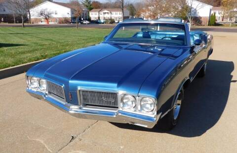 1970 Oldsmobile Cutlass Supreme for sale at WEST PORT AUTO CENTER INC in Fenton MO