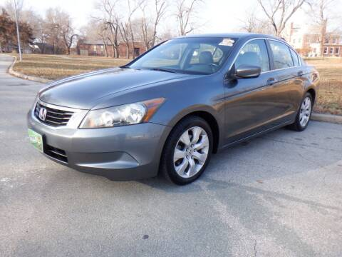 2009 Honda Accord for sale at RENNSPORT Kansas City in Kansas City MO