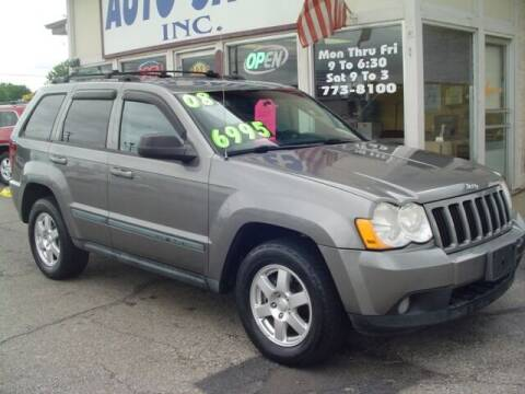 2008 Jeep Grand Cherokee for sale at G & L Auto Sales Inc in Roseville MI