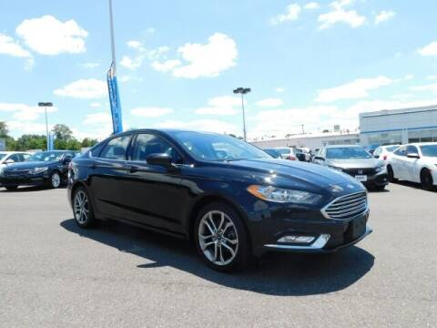 2017 Ford Fusion for sale at Radley Cadillac in Fredericksburg VA