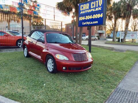 2007 Chrysler PT Cruiser for sale at Car City Autoplex in Metairie LA