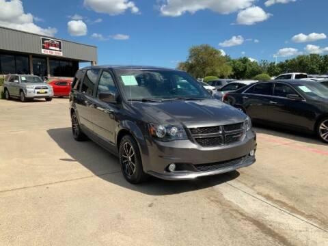 2016 Dodge Grand Caravan for sale at KIAN MOTORS INC in Plano TX