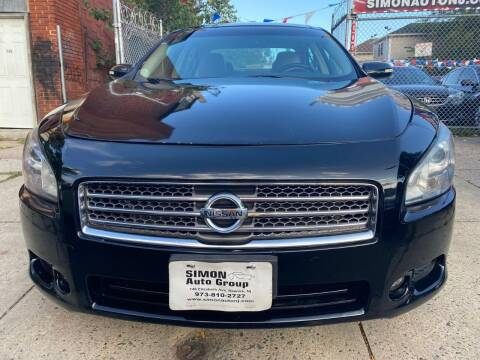 2011 Nissan Maxima for sale at Simon Auto Group in Newark NJ