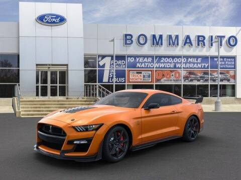 2021 Ford Mustang for sale at NICK FARACE AT BOMMARITO FORD in Hazelwood MO