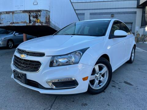 2016 Chevrolet Cruze Limited for sale at Illinois Auto Sales in Paterson NJ