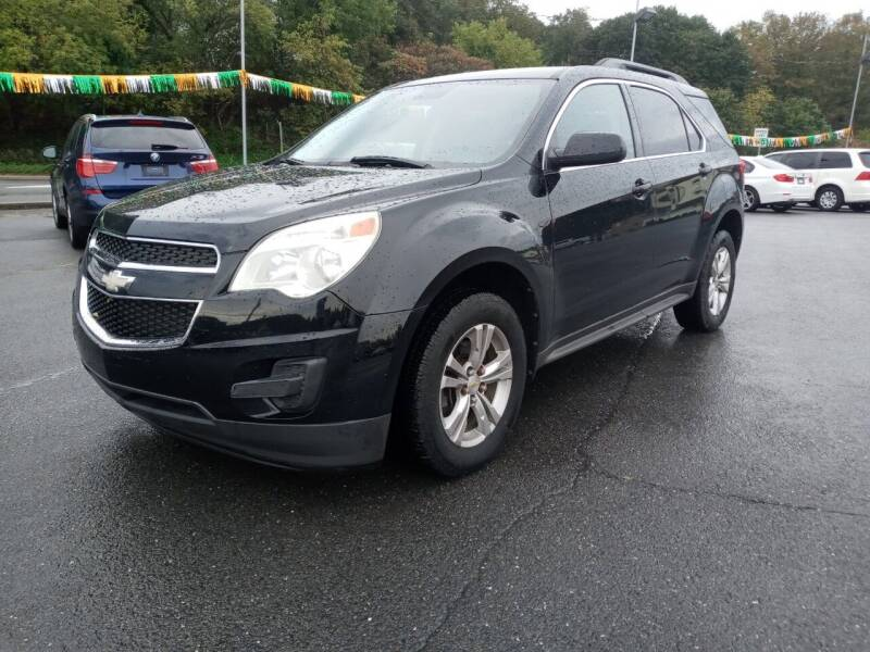 2012 Chevrolet Equinox for sale at Mulligan's Auto Exchange LLC in Paxinos PA