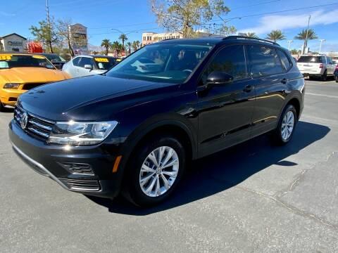 2020 Volkswagen Tiguan for sale at Charlie Cheap Car in Las Vegas NV