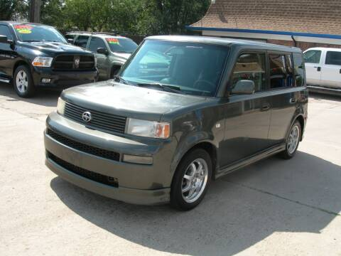 2005 Scion xB for sale at Springs Auto Sales in Colorado Springs CO