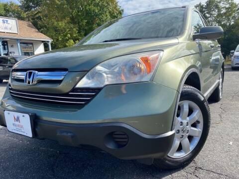 2009 Honda CR-V for sale at Mega Motors in West Bridgewater MA