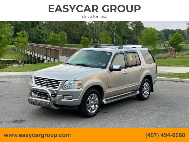 2007 Ford Explorer for sale at EASYCAR GROUP in Orlando FL