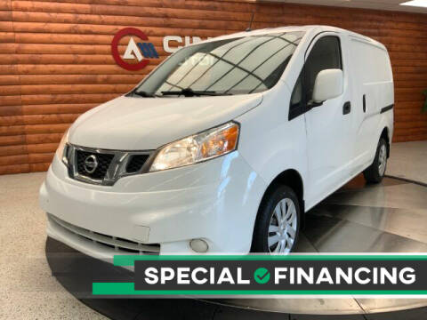 2017 Nissan NV200 for sale at Dixie Motors in Fairfield OH