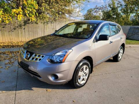 2014 Nissan Rogue Select for sale at Harold Cummings Auto Sales in Henderson KY