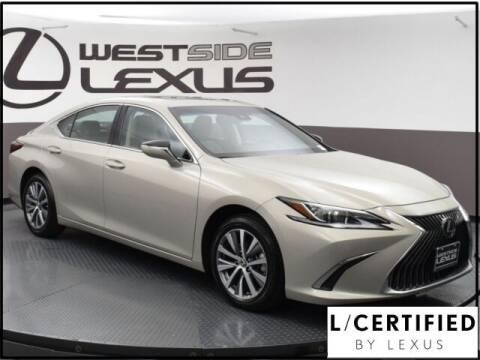 2020 Lexus ES 350 for sale at LEXUS in Houston TX