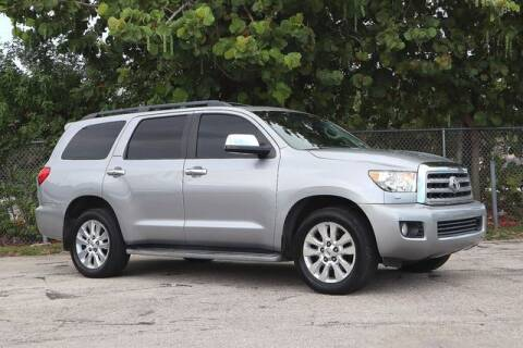 2010 Toyota Sequoia for sale at No 1 Auto Sales in Hollywood FL