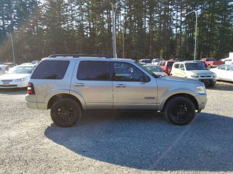 2008 Ford Explorer for sale at WILSON MOTORS in Spanaway WA