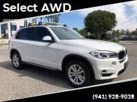 2015 BMW X5 for sale at Select AWD in Provo UT