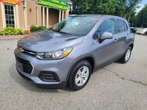 2020 Chevrolet Trax for sale at Car and Truck Exchange, Inc. in Rowley MA