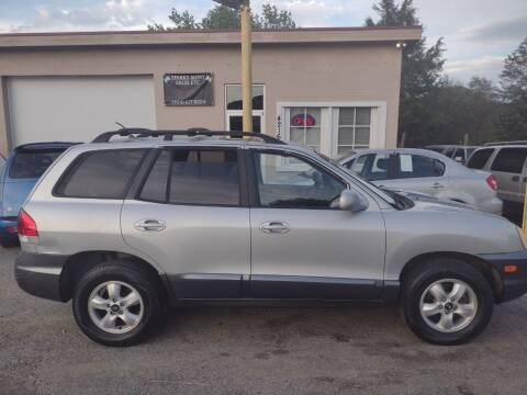 2006 Hyundai Santa Fe for sale at Sparks Auto Sales Etc in Alexis NC