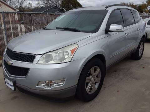 2011 Chevrolet Traverse for sale at Auto Haus Imports in Grand Prairie TX