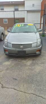 2005 Cadillac CTS for sale at Double Take Auto Sales LLC in Dayton OH