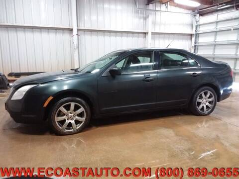 2010 Mercury Milan for sale at East Coast Auto Source Inc. in Bedford VA