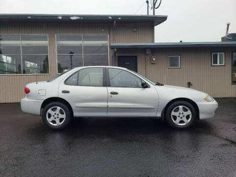 2005 Chevrolet Cavalier for sale at Westside Motors in Mount Vernon WA