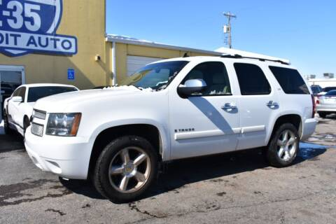 2008 Chevrolet Tahoe for sale at Buy Here Pay Here Lawton.com in Lawton OK