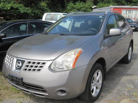2010 Nissan Rogue for sale at Zinks Automotive Sales and Service - Zinks Auto Sales and Service in Cranston RI