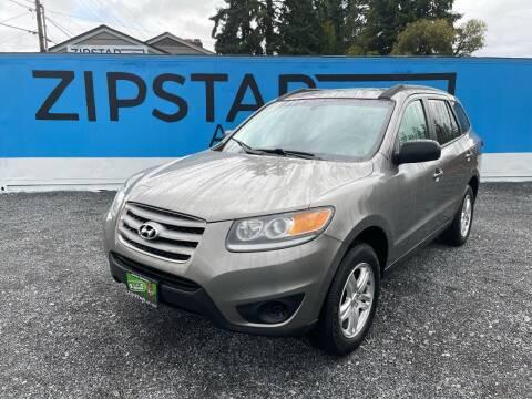 2012 Hyundai Santa Fe for sale at Zipstar Auto Sales in Lynnwood WA