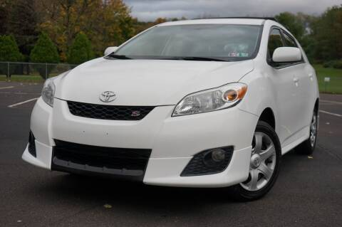 2010 Toyota Matrix for sale at Speedy Automotive in Philadelphia PA