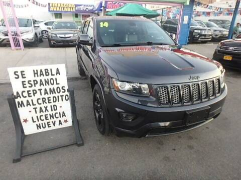 2014 Jeep Grand Cherokee for sale at Cedano Auto Mall Inc in Bronx NY