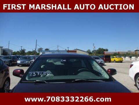 2006 Buick Lucerne for sale at First Marshall Auto Auction in Harvey IL
