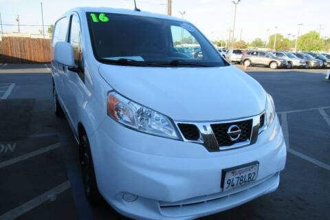 2016 Nissan NV200 for sale at Choice Auto & Truck in Sacramento CA