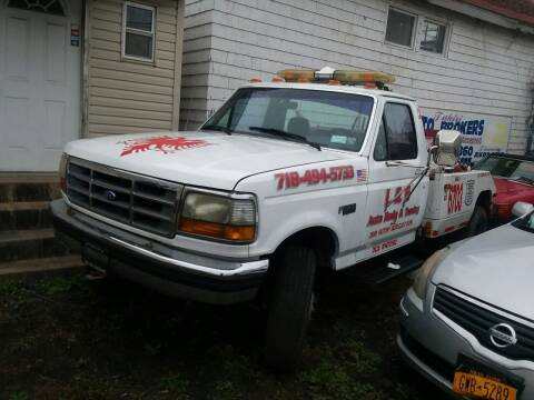 1992 Ford F-350 for sale at International Auto Sales Inc in Staten Island NY