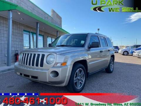 2009 Jeep Patriot for sale at UPARK WE SELL AZ in Mesa AZ