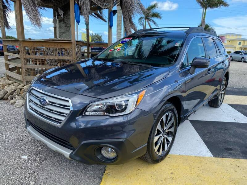 2015 Subaru Outback for sale at D&S Auto Sales, Inc in Melbourne FL