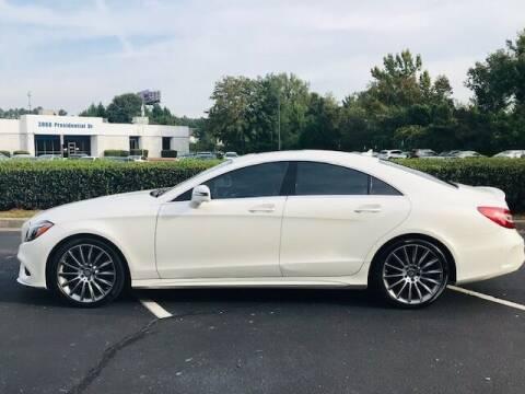 2016 Mercedes-Benz CLS for sale at RPM Motorsports Of Atlanta in Atlanta GA