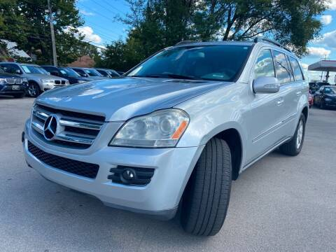 2007 Mercedes-Benz GL-Class for sale at Paradise Motor Sports LLC in Lexington KY