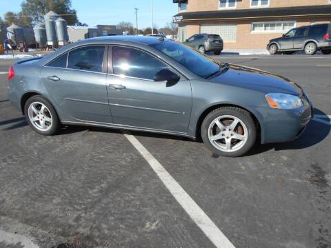 2009 Pontiac G6 for sale at Creighton Auto & Body Shop in Creighton NE